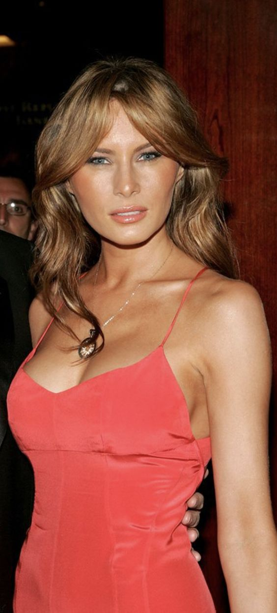 Melania Trump hot lady photo