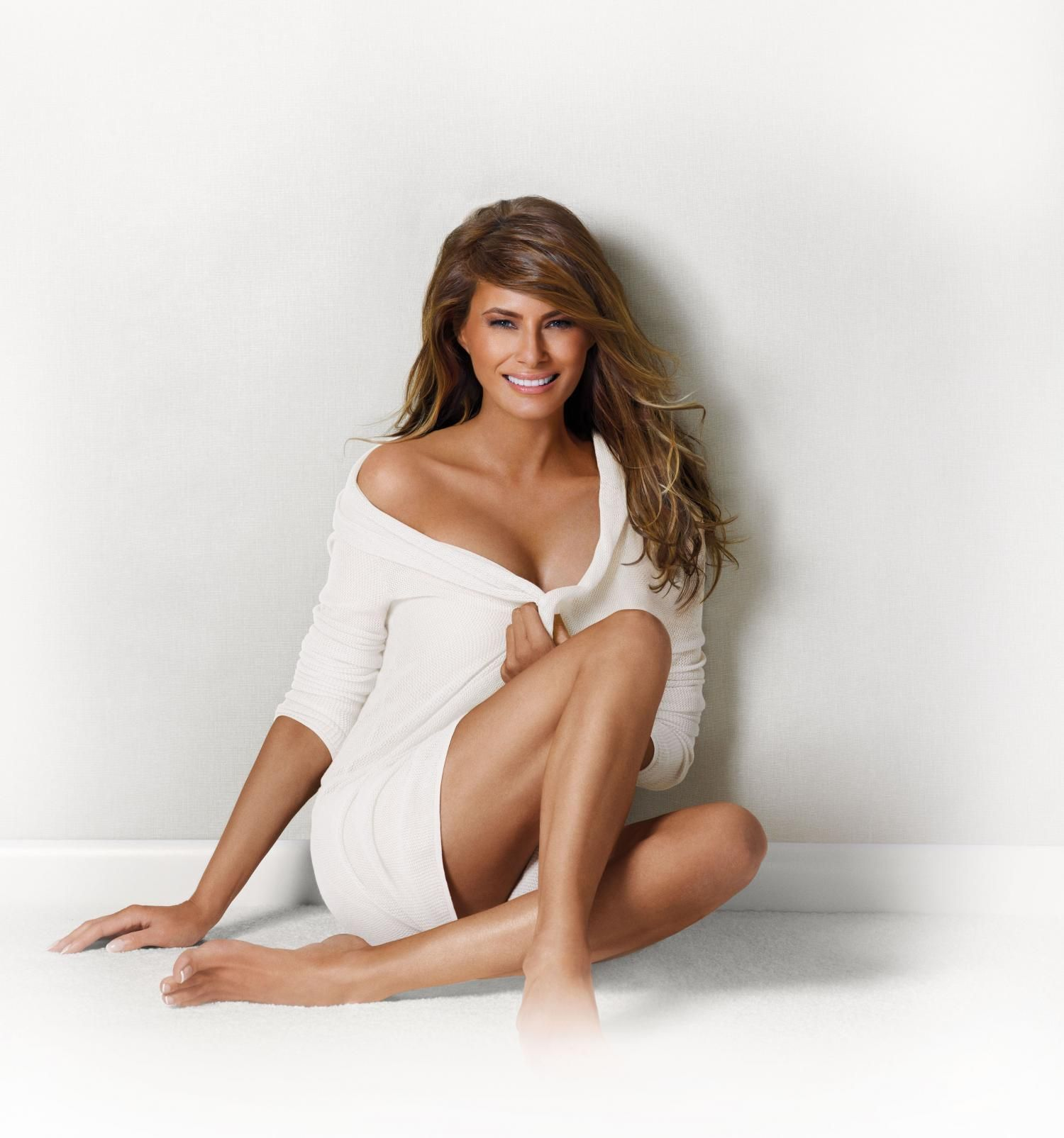 Melania Trump too sexy