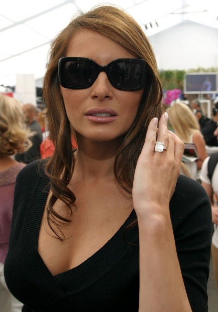 Melania Trump very sexy picture