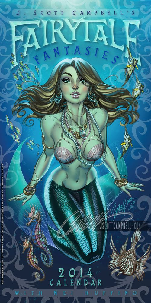 Mermaid hot and sexy