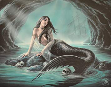 Mermaid hot picture