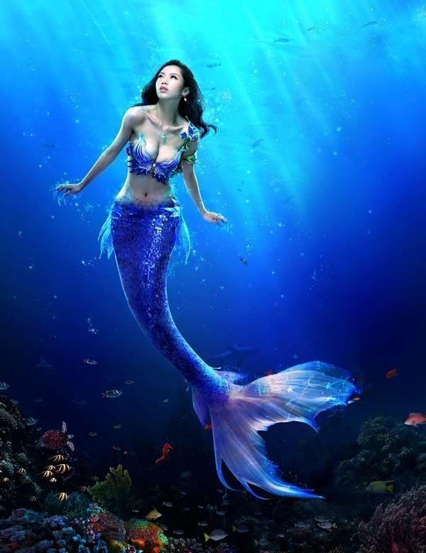 Mermaid super sexy pic