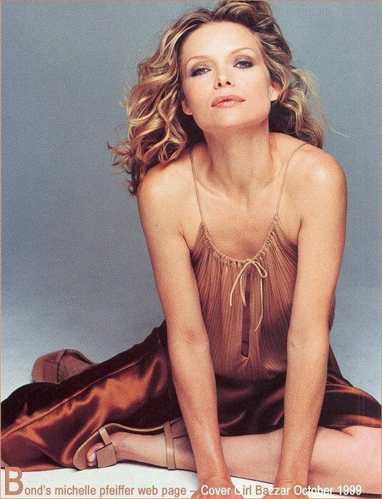 Michelle Pfeiffer awesome hair