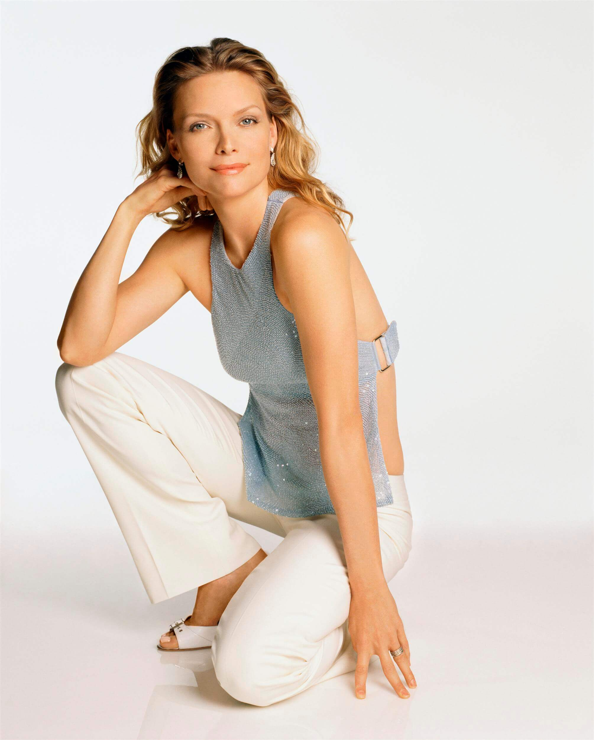 Michelle Pfeiffer feet awesome