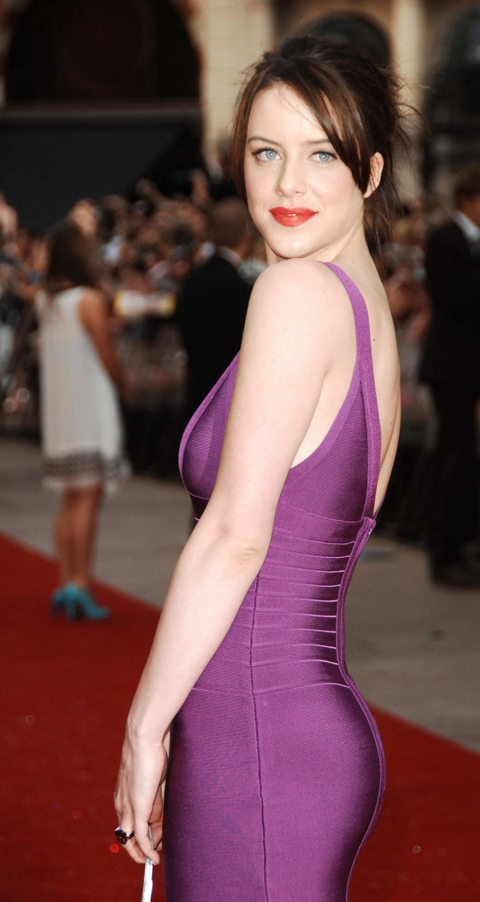 Watch Michelle Ryan (born 1984) video
