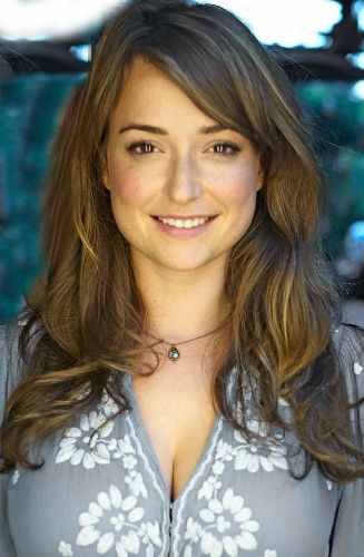 Milana Vayntrub hot women photo
