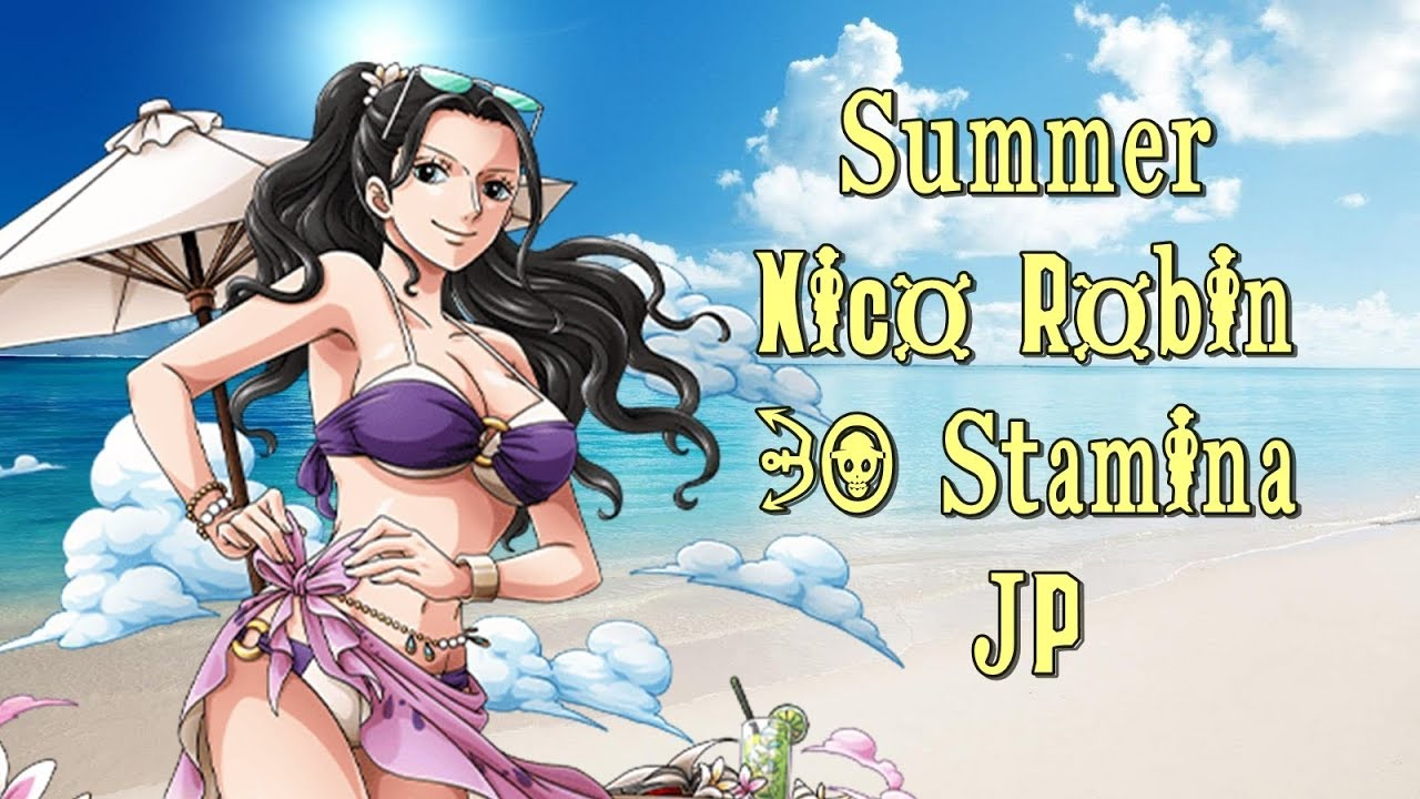 Nico Robin too hot photo