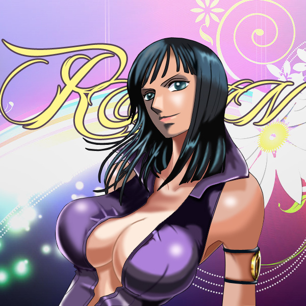 Nico Robin too hot pic