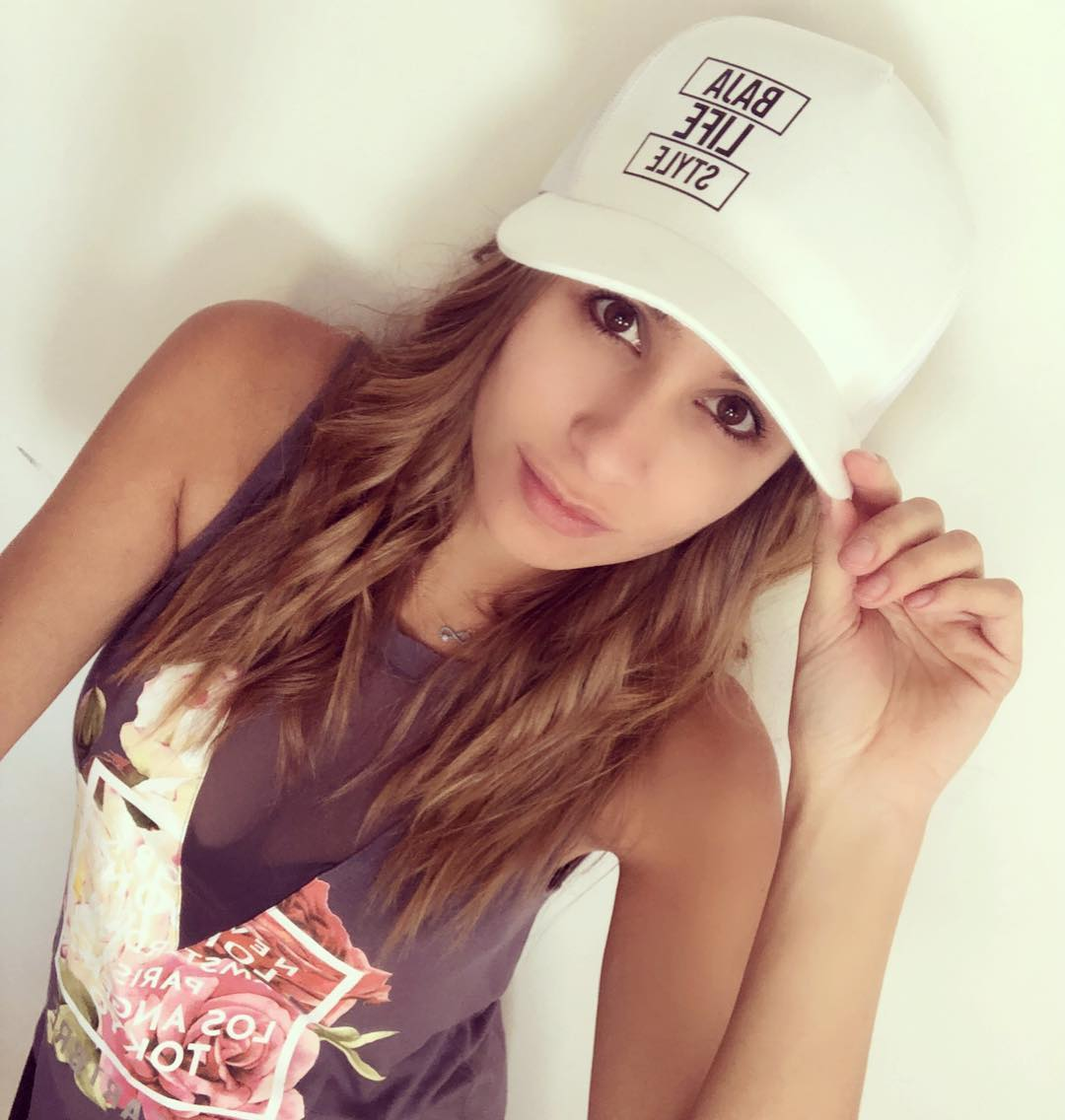 Odalys Ramirez Hot in Hat