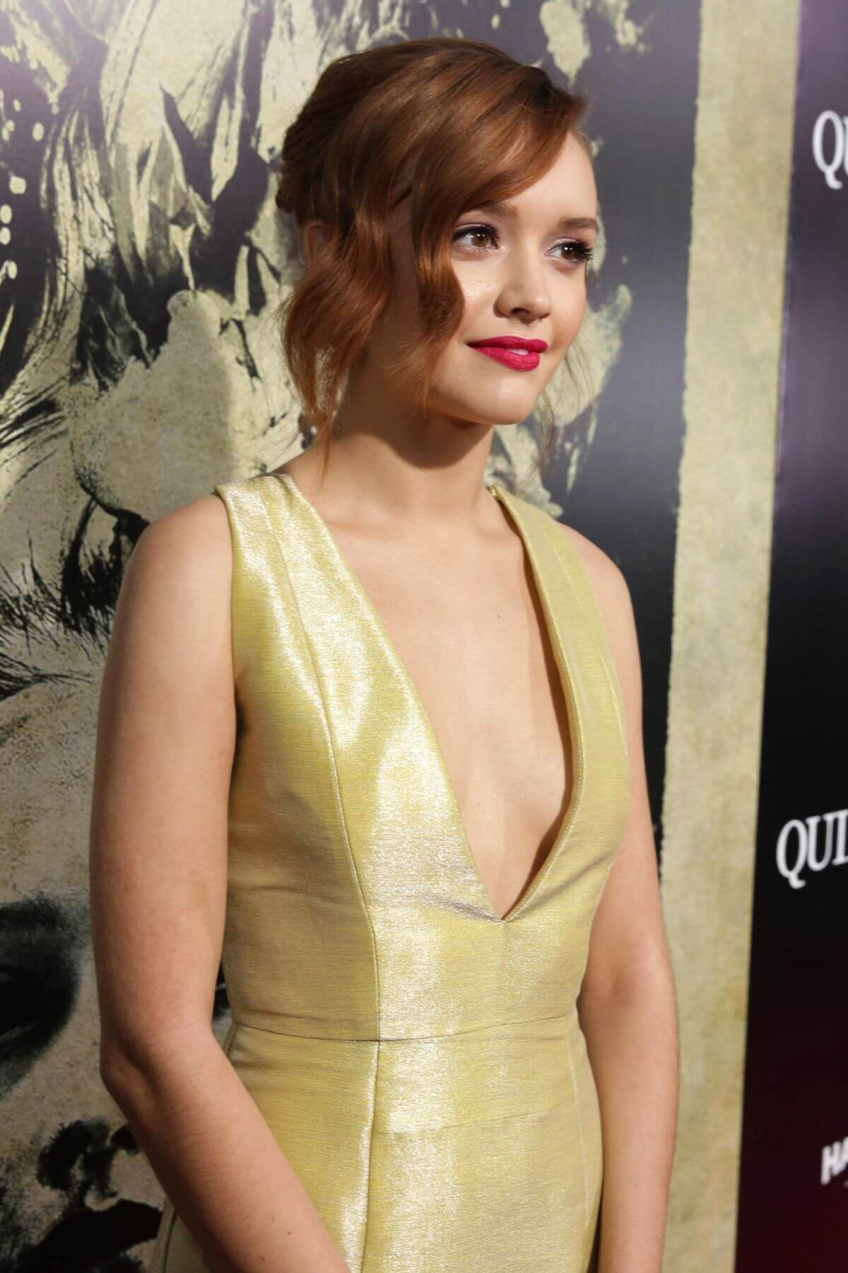 Cleavage Olivia Cooke nude photos 2019