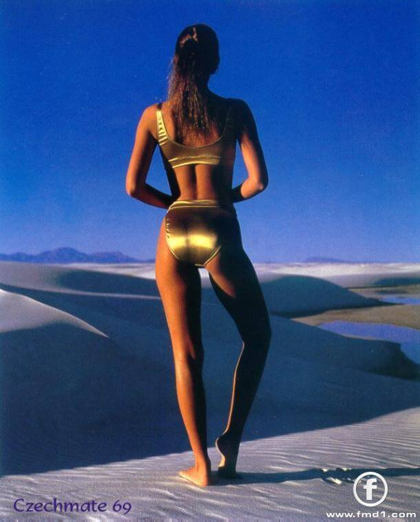 Paulina Porizkova ass awesome