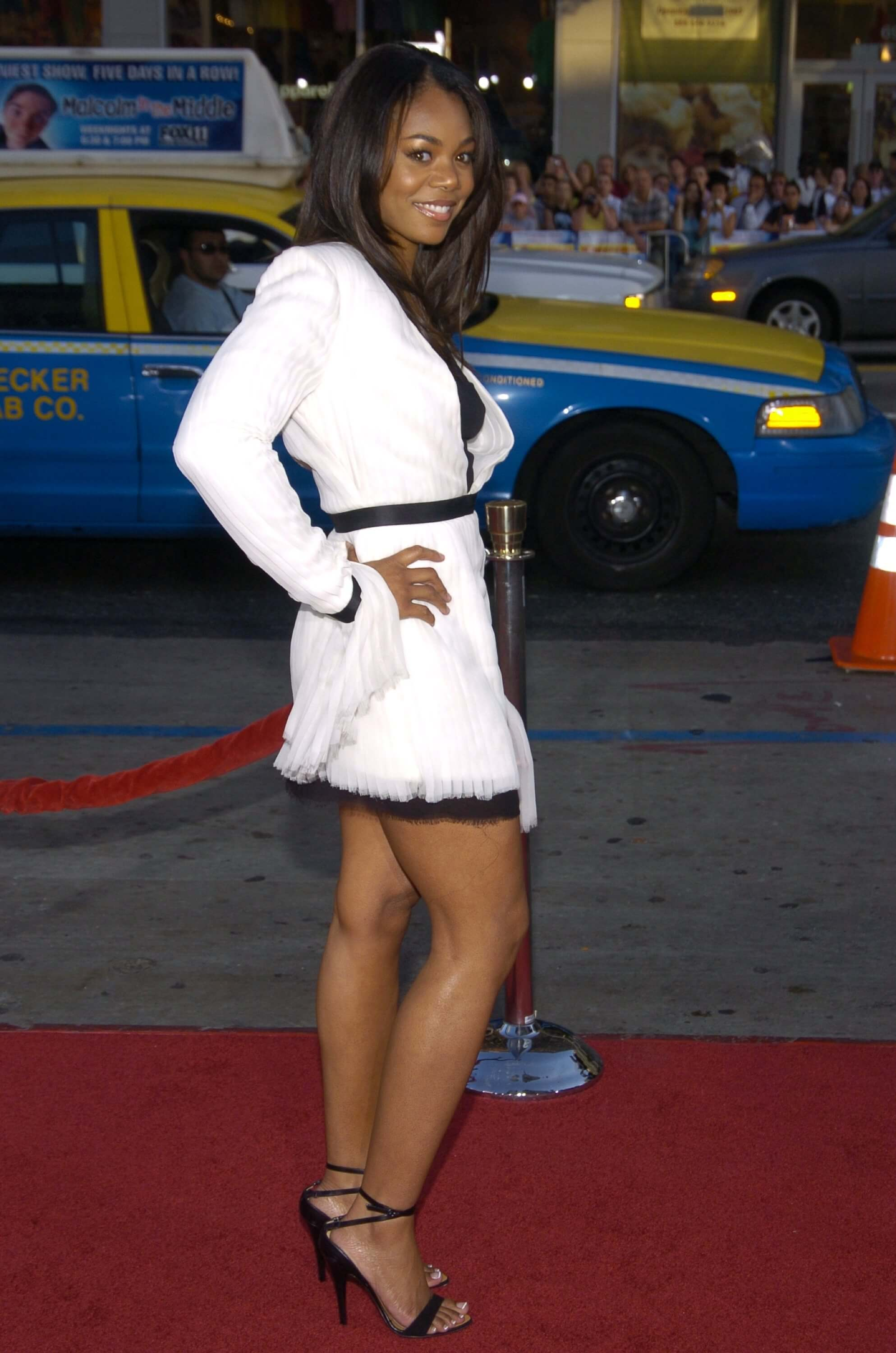 Regina Hall thighs