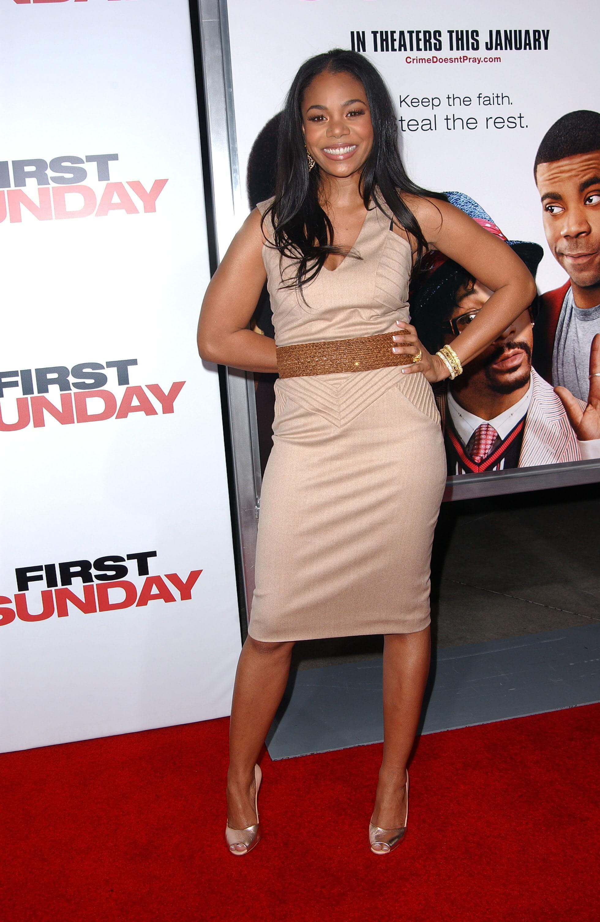 Regina Hall tite dress