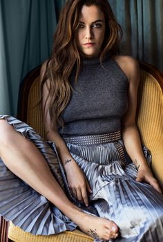 Riley Keough hot women