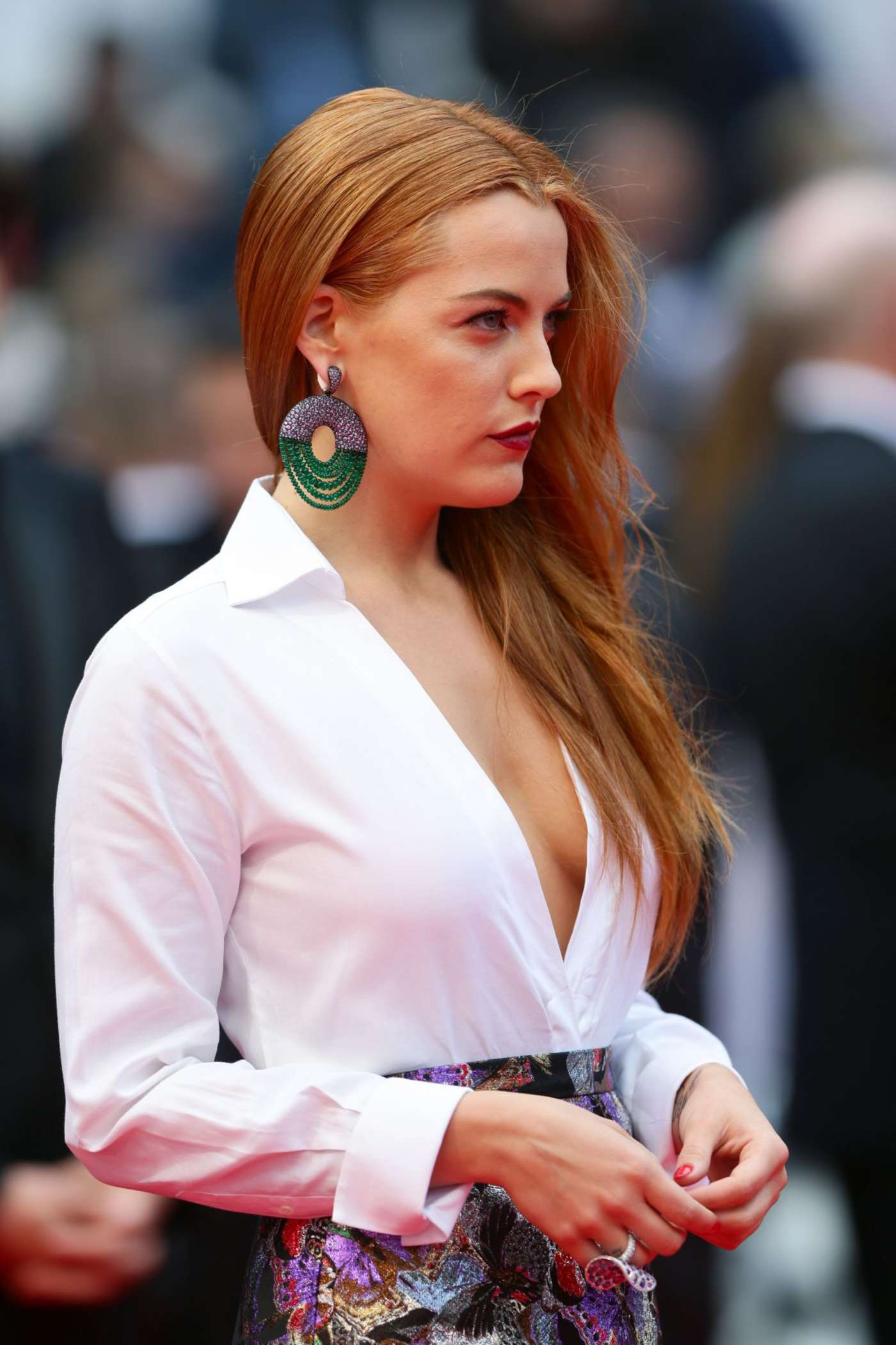 Riley Keough sexy pic