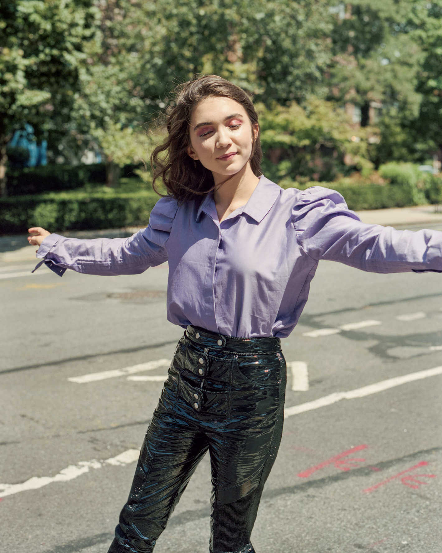Rowan Blanchard hot pictures