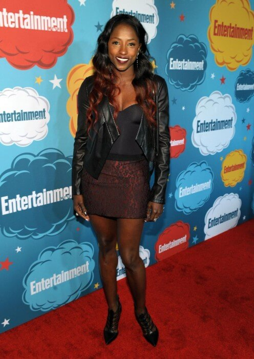 Rutina Wesley awesome photo