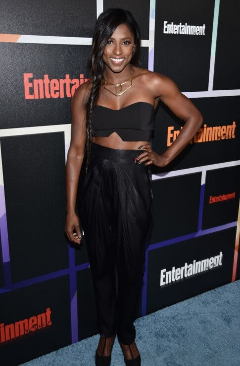 Rutina Wesley awesome picture