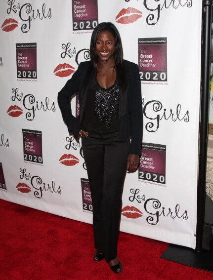 Rutina Wesley beautiful photos
