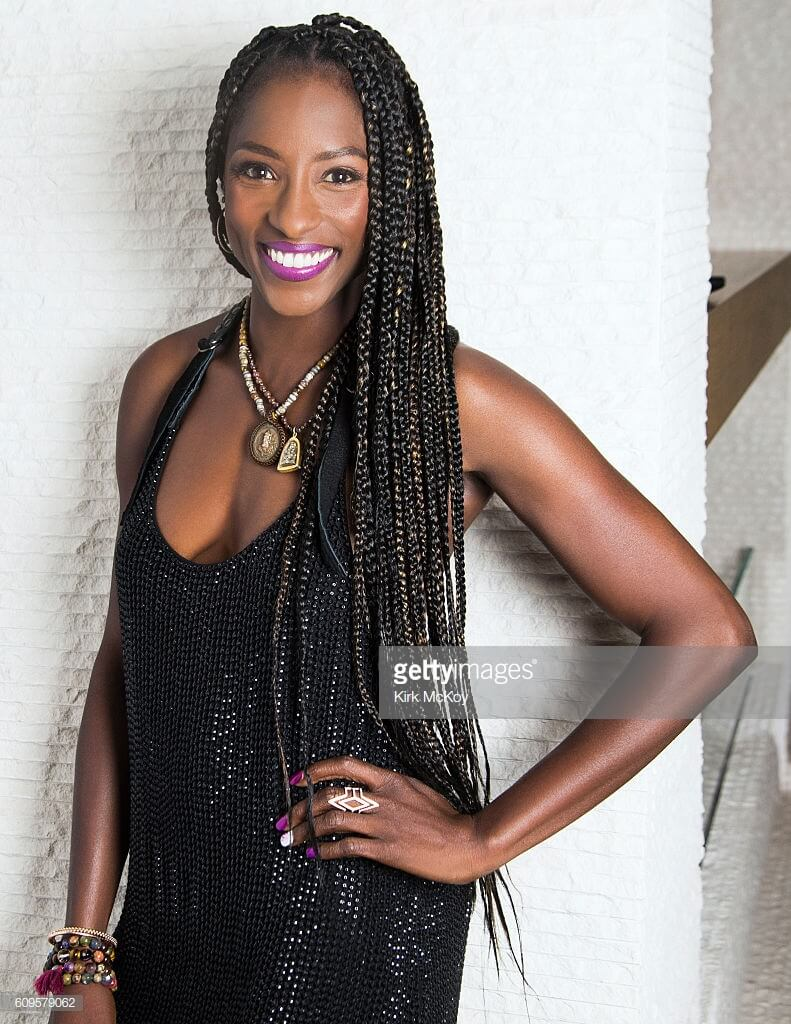 Rutina Wesley beautiful