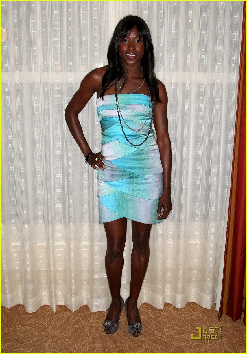 Rutina Wesley feet awesoome