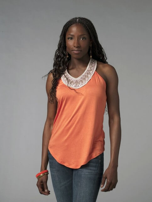 Rutina Wesley hair awesome