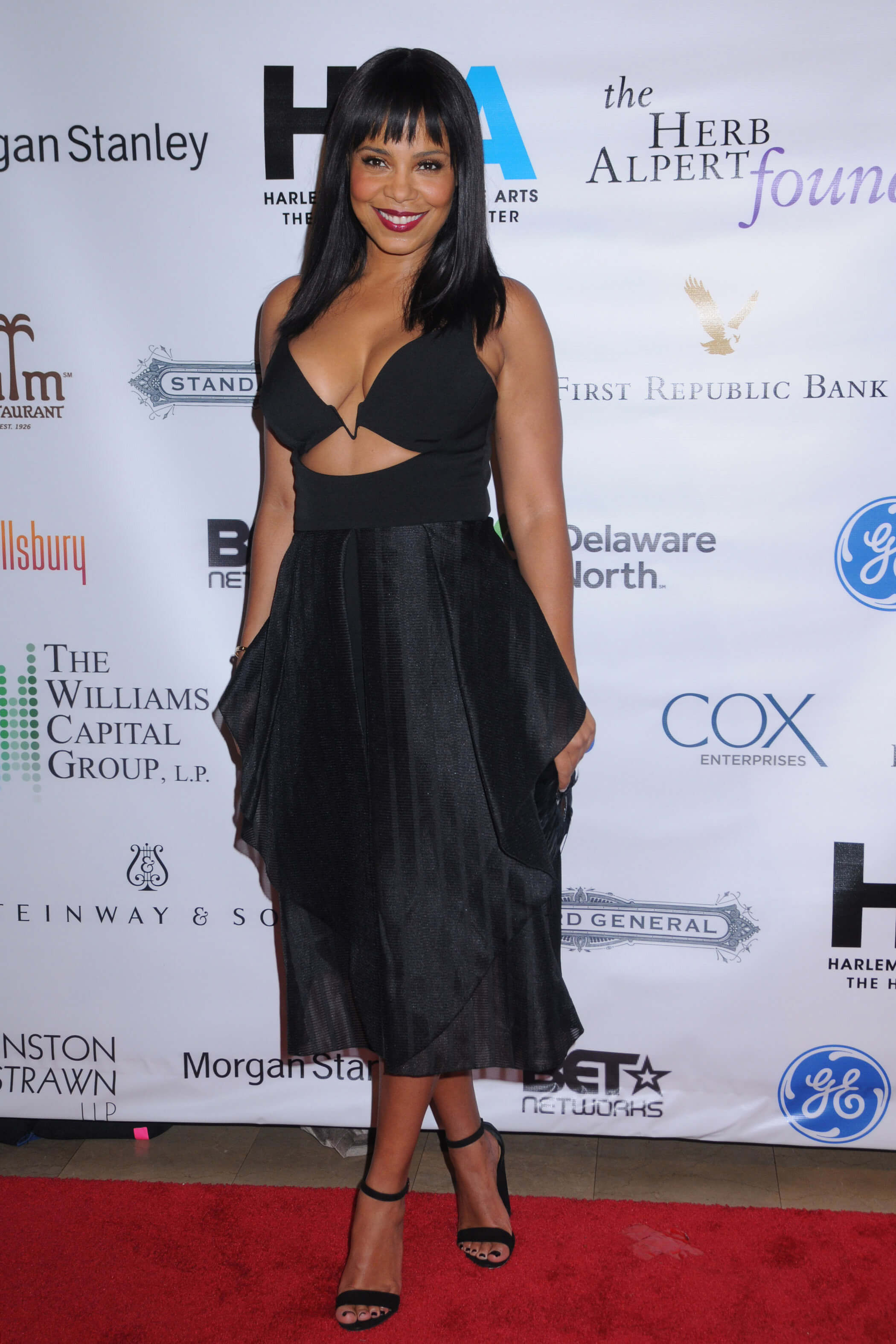 Sanaa Lathan black hot