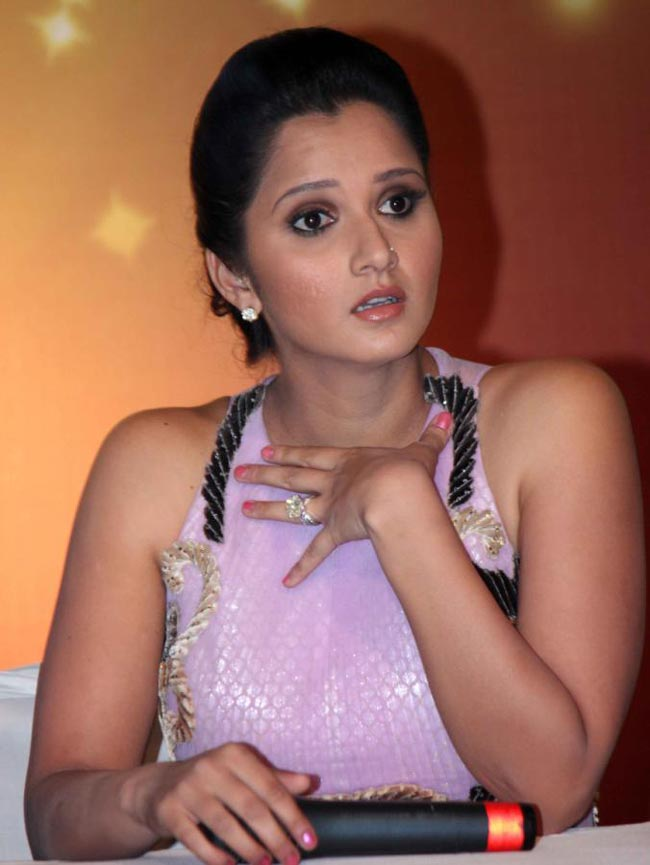 Sania Mirza hot picture