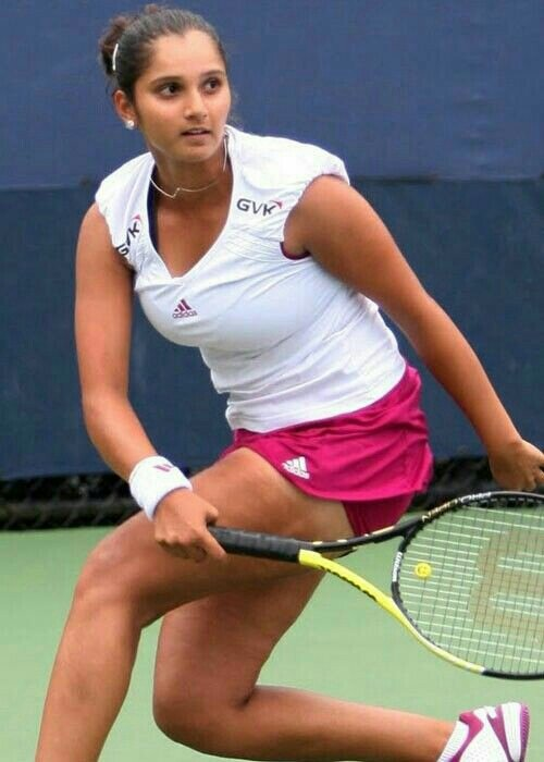 Sania Mirza sexy and hot