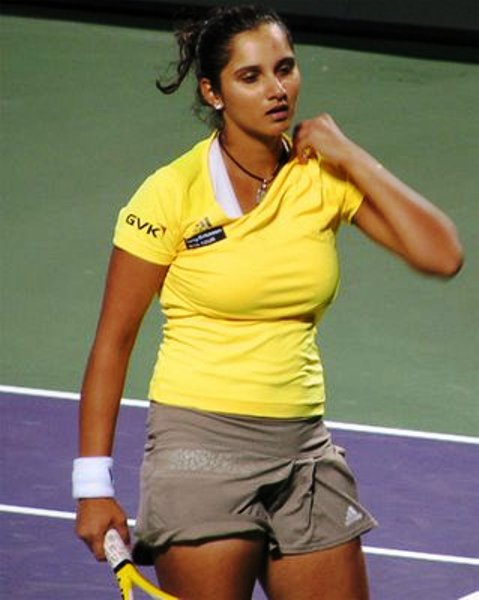 Hot sania mirza nude consider, that