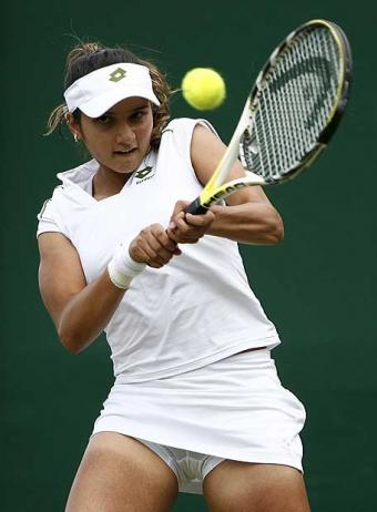 Sania Mirza too sexy photo