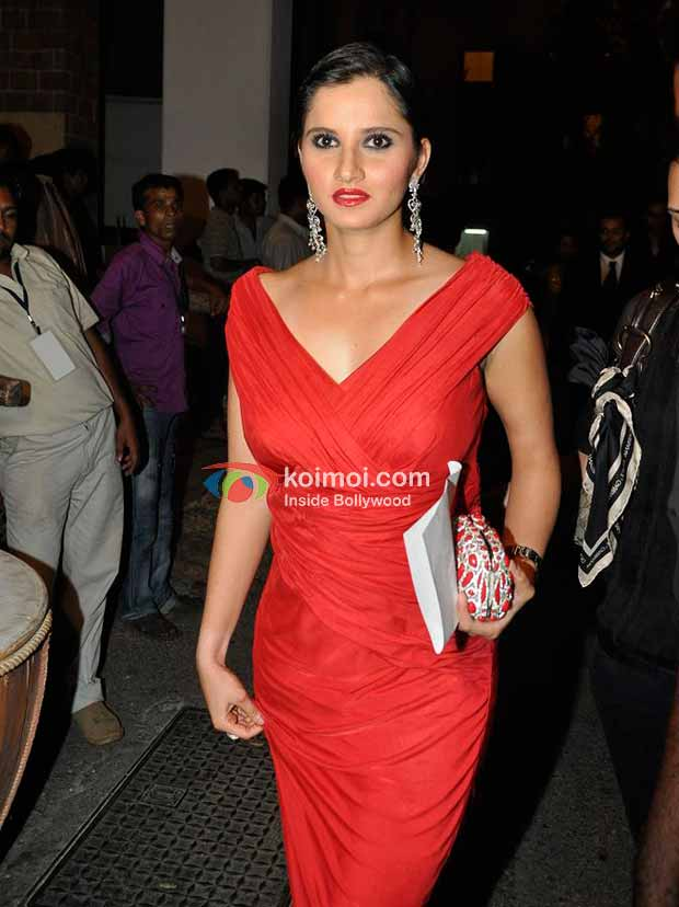 Sania Mirza very hot photo