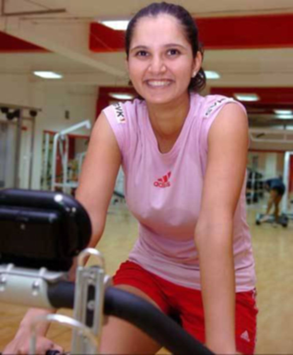 Sania Mirza very hot