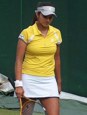 Sania Mirza very sexy pic