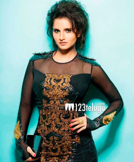 Sania Mirza very sexy