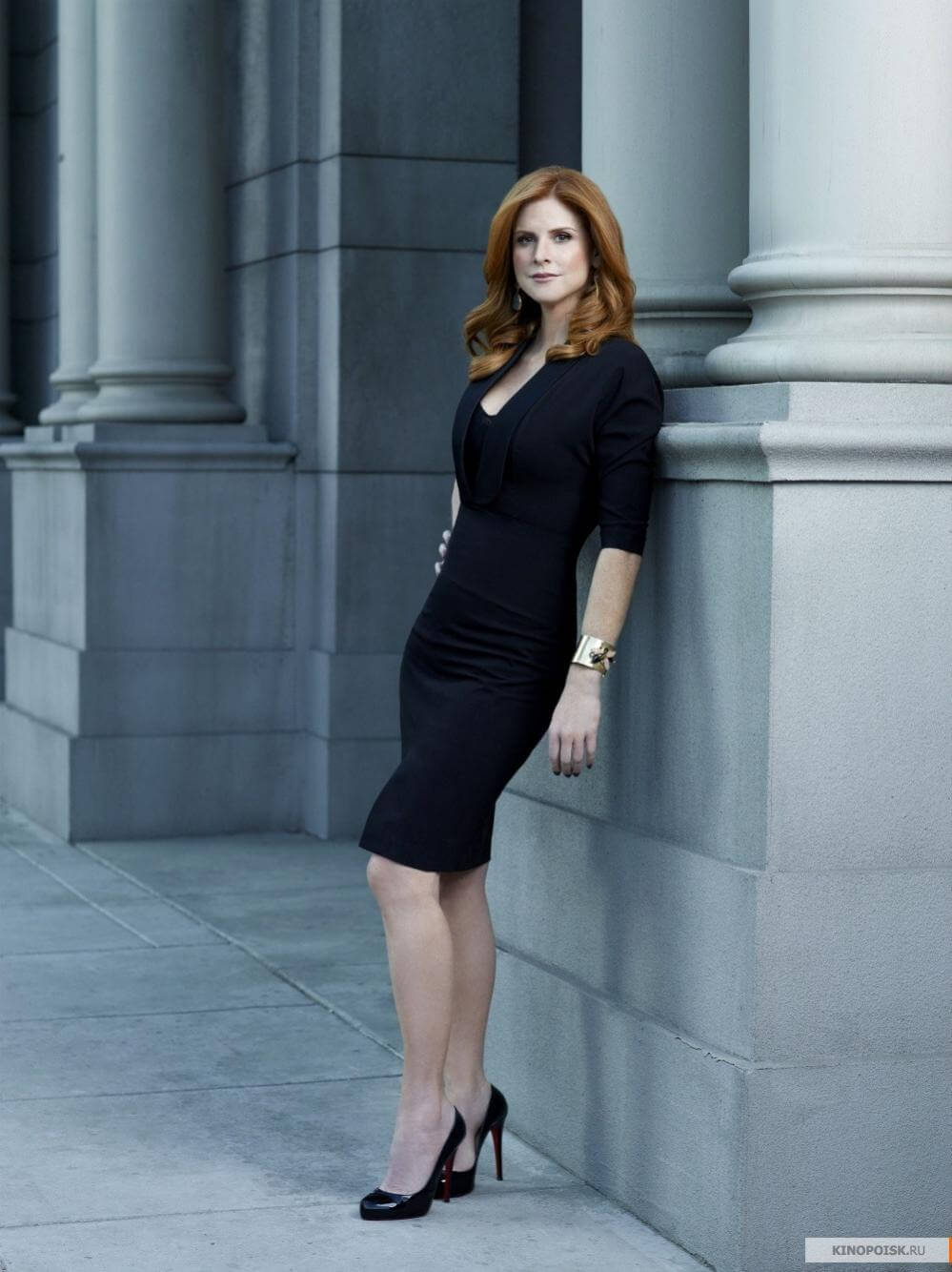 49 Hot Pictures Of Sarah Rafferty Which Are Really A Sexy Slice From