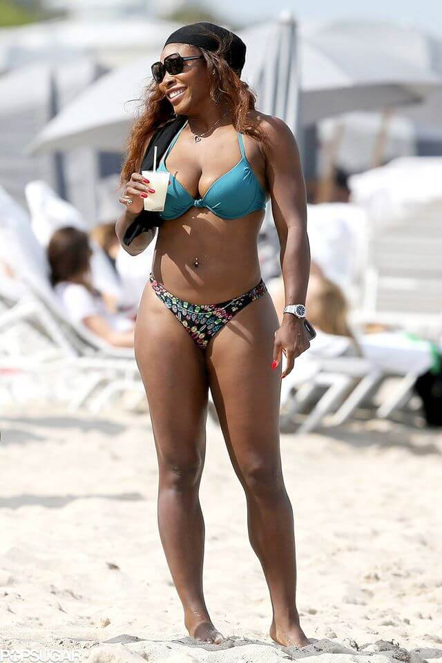 Serena Williams hot boobs picture