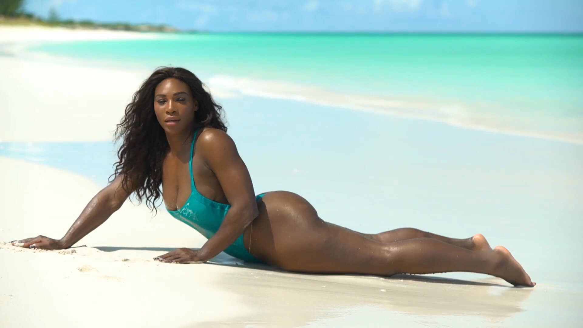 Serena Williams hot pics