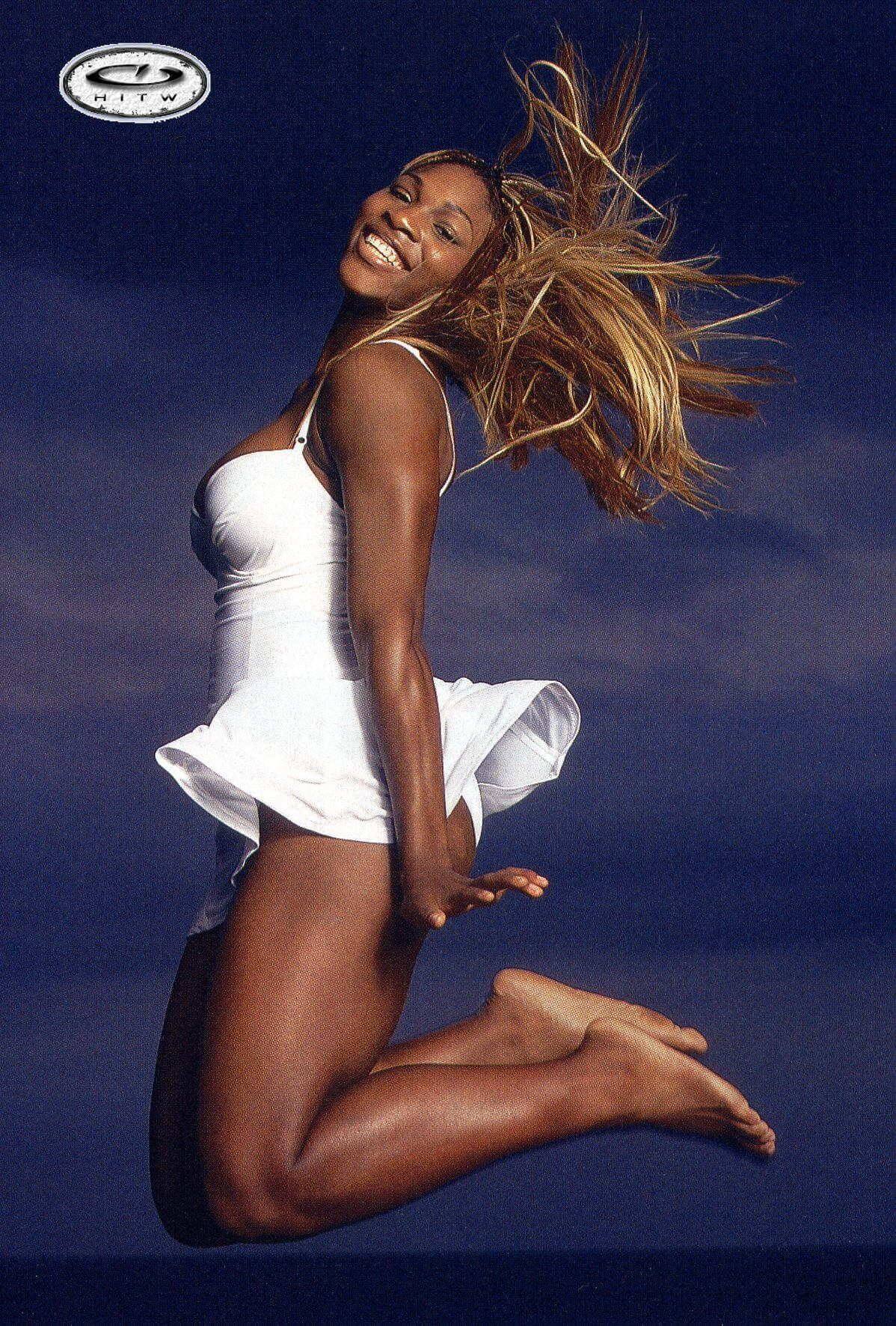 Serena Williams hot side pic