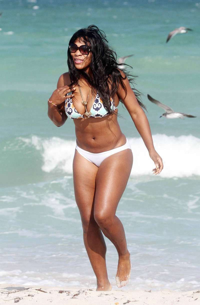 Serena Williams sexy bikini pictures