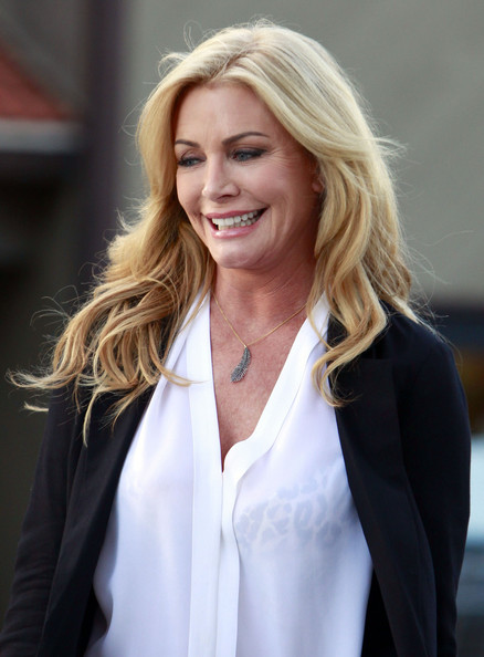 Shannon Tweed Smile