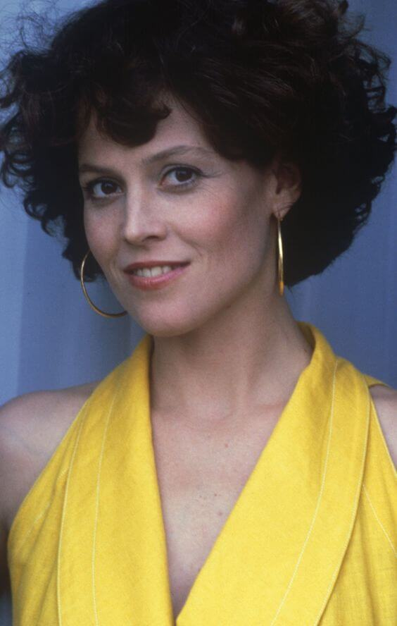 Sigourney Weave sexy picture