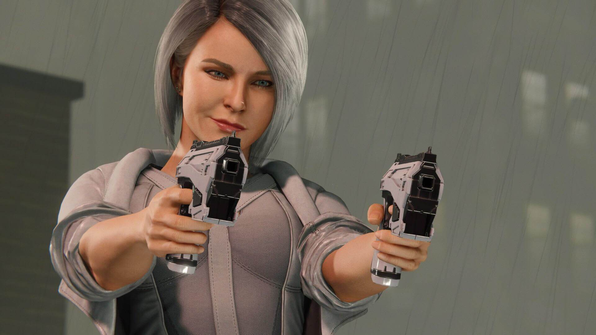 Silver Sable awesome