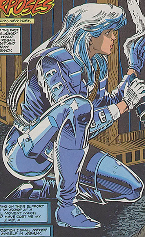 Silver Sable hotty