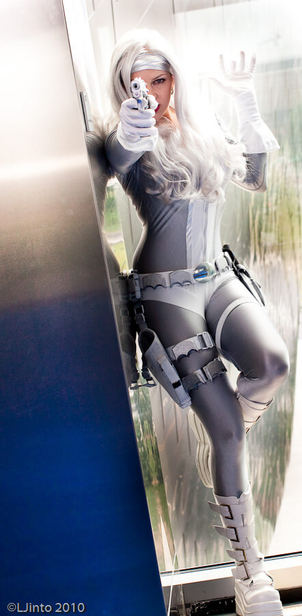 Silver Sable sexy picture
