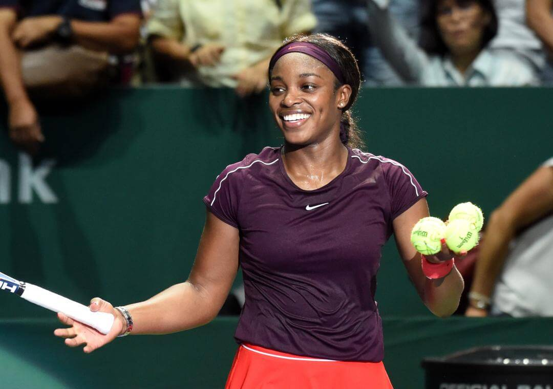 Sloane Stephens awesome pics