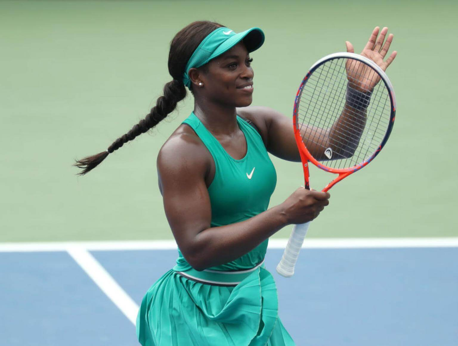 Sloane Stephens awesome pictures