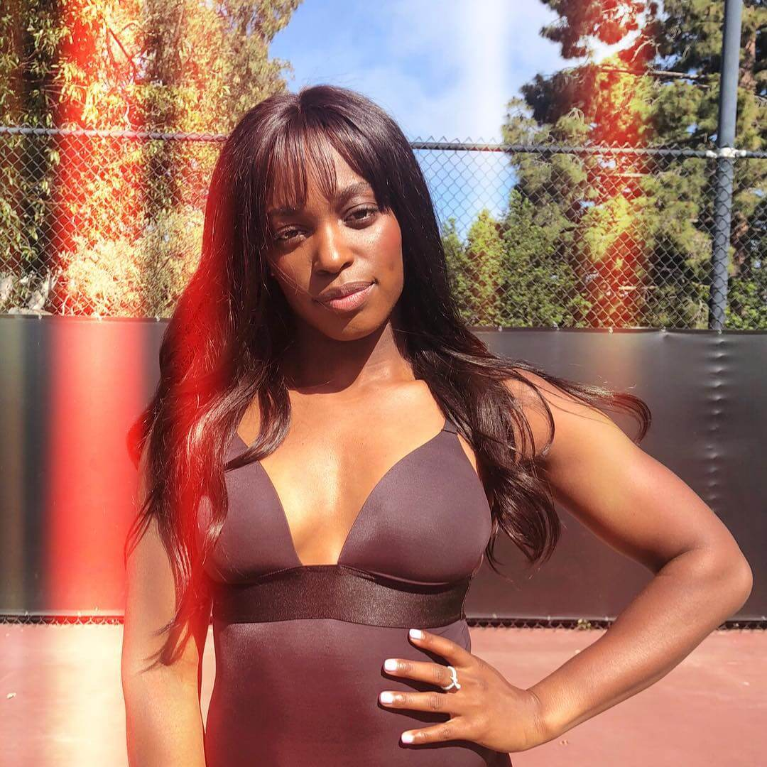 Sloane Stephens hot busty picture (2)