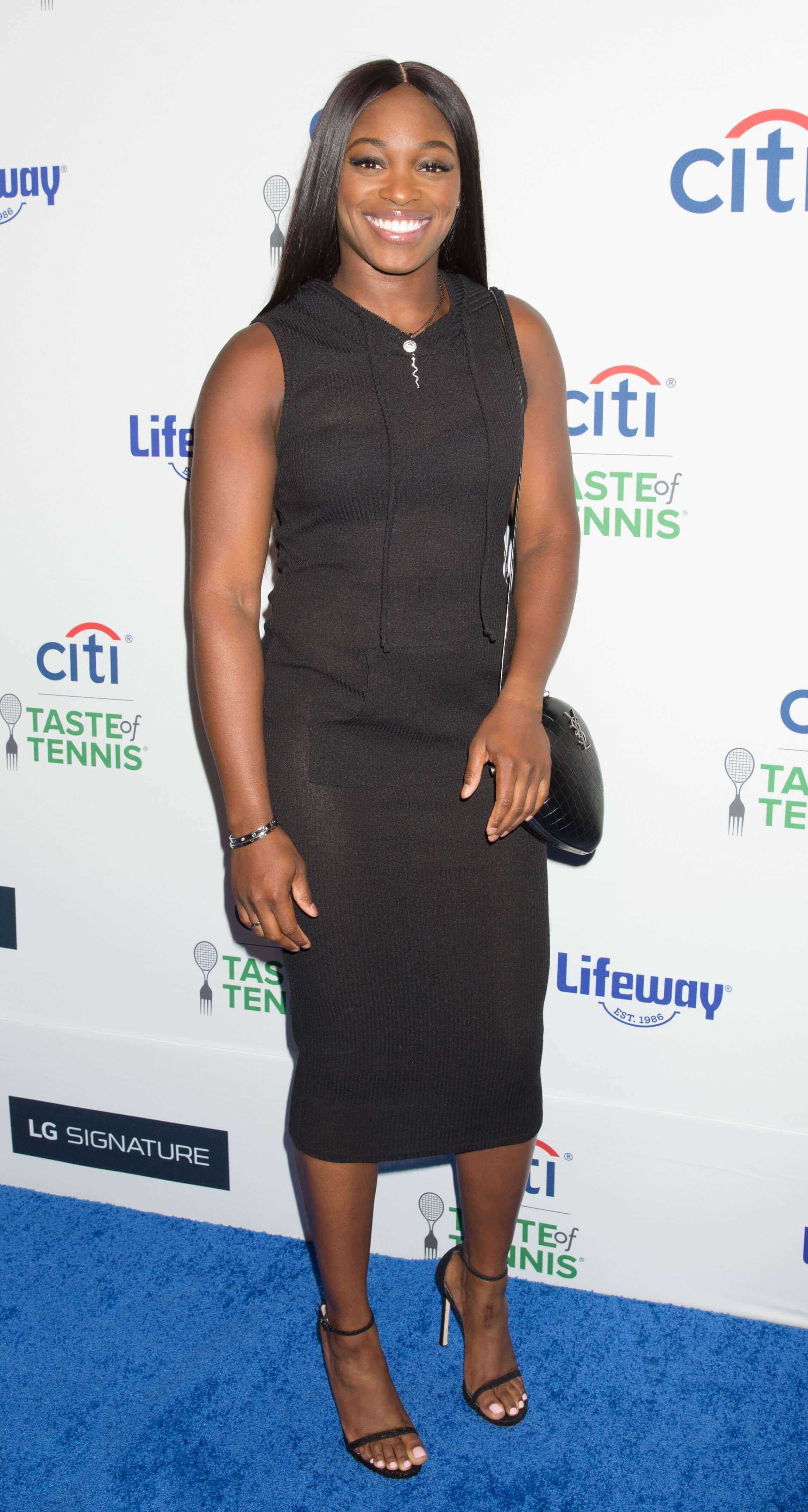 Sloane Stephens hot picture