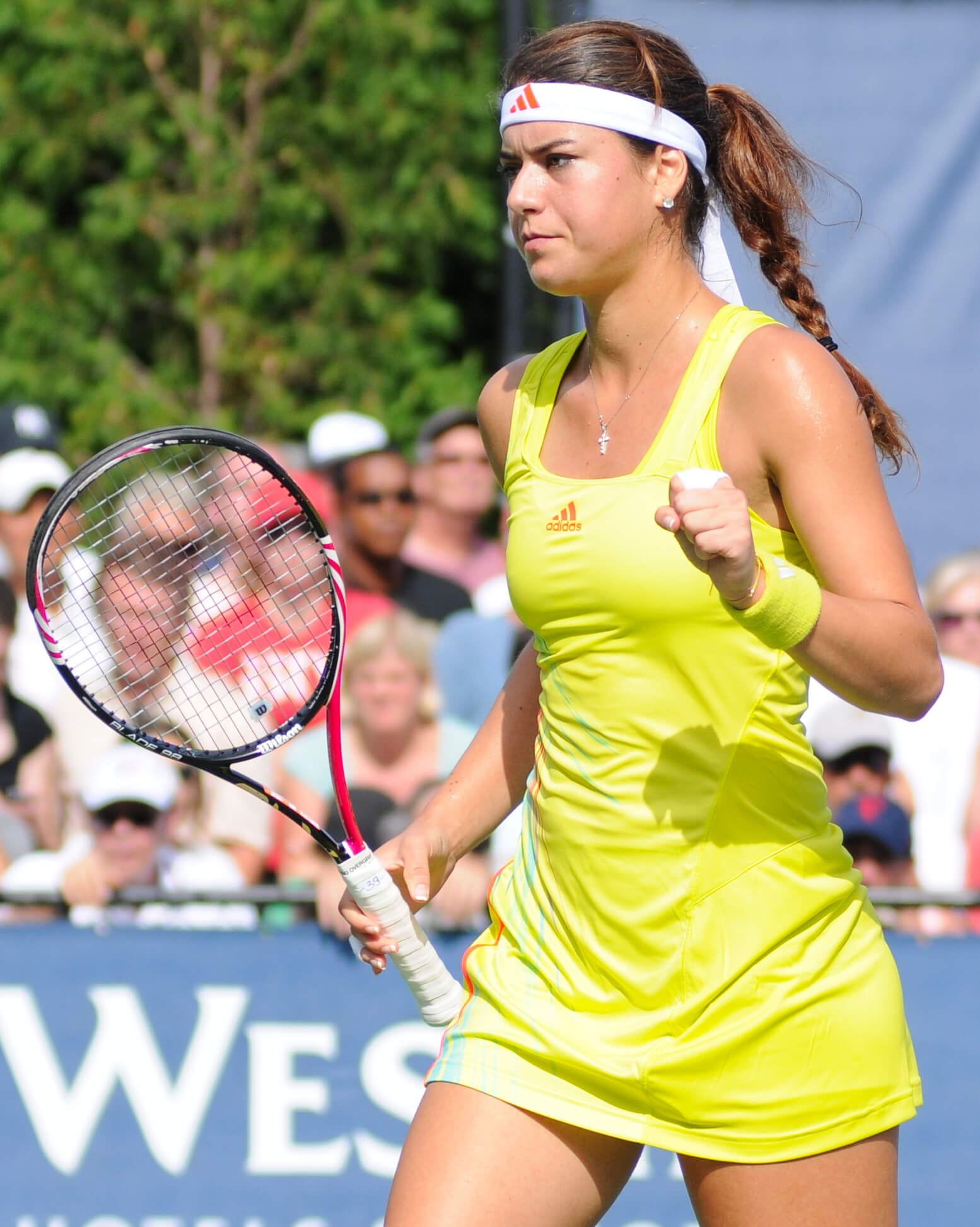 Sorana Cirstea awesome photos